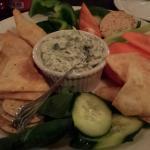 Cheese and crab dip