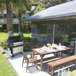 BBQ area of 3 Bed Apartment 5