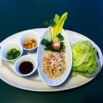 Our famous lettuce wrap (healthy choice) - chicken, strip loin, shrimp or vegetable