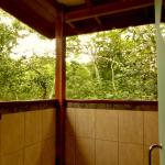 Semi Outdoor Shower Coconut