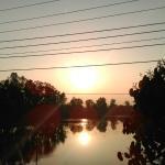 sunset@ paradise