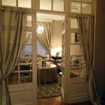 Le salon privé