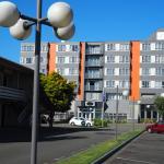 Hotel exterior 2015