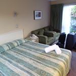 Wonderful clean, spacious new- looking rooms