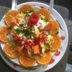 Tyagi's special dish