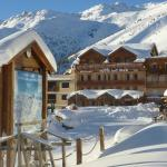 Hotel *** Skis aux pieds