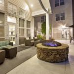 Relax out by our outdoor firepit