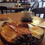The Brook Breakfast yummmm