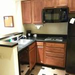 Great kitchenette facilities