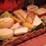 Plateau de fromages unique en Thailande