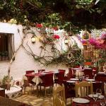 Terraza Restaurante El Jardín