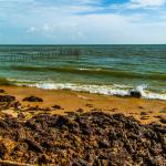 Vista da Praia da Ponta da Vila de Joanes