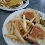 burger & patty melt
