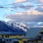vista desde la posada Altas Cumbres