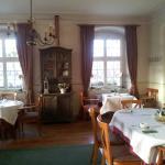 Einer der beiden Gasträume