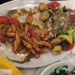 Muhteşem mezeler,çok lezzetli kalkan balığı, muhteşem Boğaz manzarası E daha ne olsun.Fiatlar ga