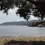 Fasolou beach