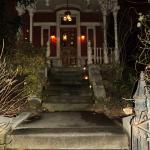 Mollie Fontaine Entrance