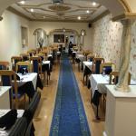 Restaurant floor