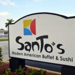 Santos Buffet Boca Raton Location