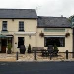 View of the front of the pub from the website.