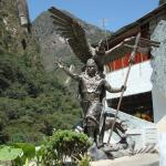 O condor, símbolo dos Incas