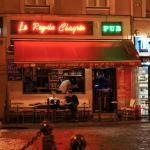 Le Requin Chagrin - Night Pub Scene Rue Mouffetard
