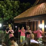 Malaysian dance performance