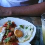 Desayuno (muy rico)