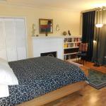 Bedroom - comfy bed