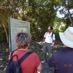 Ismael speaking about this Mayan area