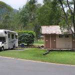 BIG4 Airlie Cove Caravan Park Ensuite Powered Sites