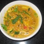 Vegetable madras