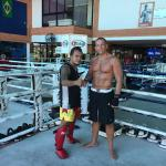 With Trainer AE
