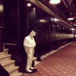 Train car rooms