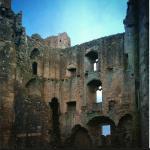 visually striking castle
