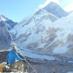 Mt Everest Sunrise