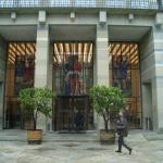 Kunstmuseum - entrance