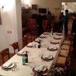 La tavola per lacena
