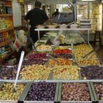 Levinsky food market in Tel Aviv