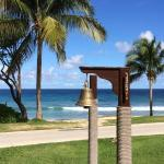 Come ring the bell after you have a great time at Sweet Bottom Dive Center!