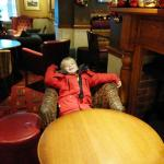 chilling at the punches toby carvery :)