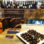 ENO offers chocolate from local chocolatiers