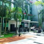 Hotel in campus