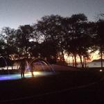 Sunset at Casa Conde