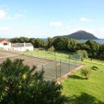 Oakbank Farm grounds with own tennis court