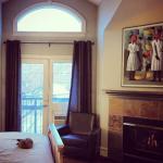 Hotel room ten (#10).