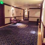 Холл на этаже