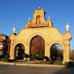 Estepa Gate Foto