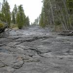 Gardnos Meteorite Crater